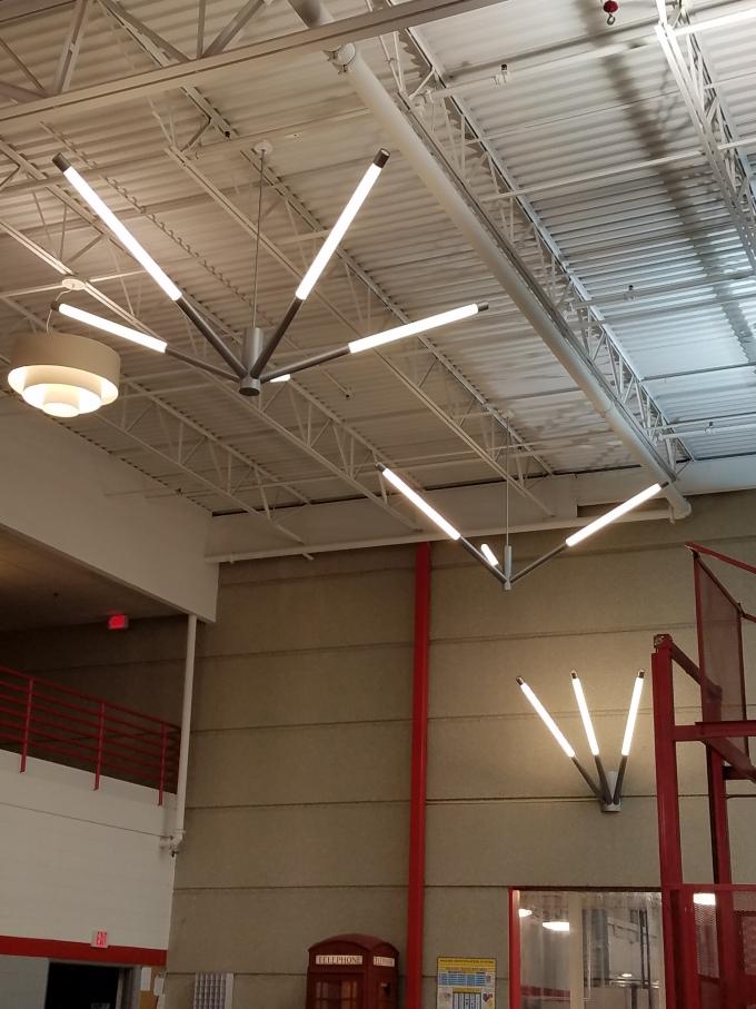 Factory Fun At Spi Lighting Tsr Controls Infostream
