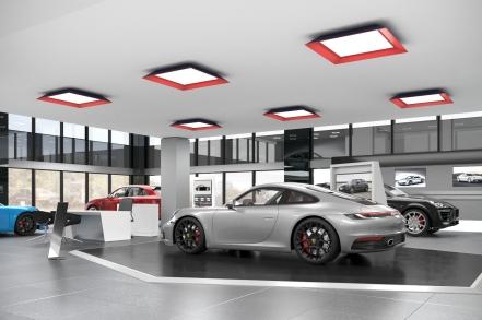 Tray - APP01 - Car Showroom